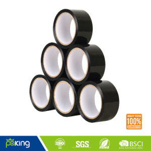 Black Color BOPP Packing Tape for Carton Sealing pictures & photos