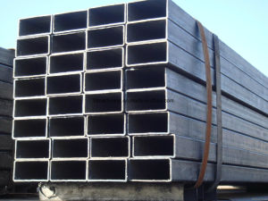 50mmx50mm Square Steel Tube/Pre-Galvanized Steel Pipe pictures & photos