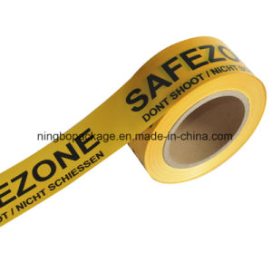 Factory Caution Barricade Tape with SGS Hot Sale in USA pictures & photos