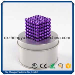The 5mm 216PCS Bucky Ball Release Pressure Toy for Children and Adult pictures & photos