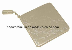 Silver and Fine Figure Fashion Square Cosmetic Mirror L′oreal Audit Make up Mirror BPS037 pictures & photos