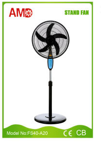 "16"" Stand Fan with Plastic Guard Grill (FS40-A20) pictures & photos"