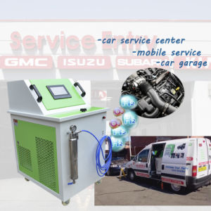 Hho Gas Carbon Cleaning Car Wash Machine Price pictures & photos