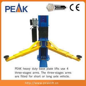 Heavy Duty Long Warranty Twin Columns Automotive Hoist (212) pictures & photos