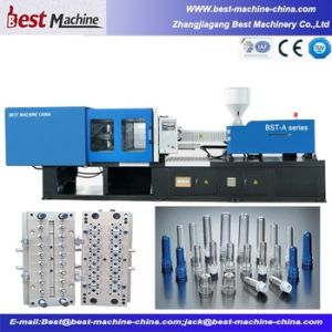 Bst-1800A Preform Injection Molding Machine pictures & photos