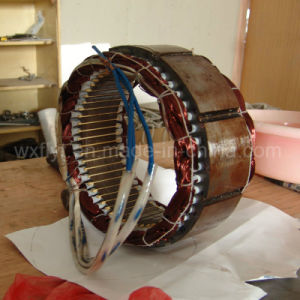 20kw Permanent Magnet Generator 220VAC with Two Shaft pictures & photos