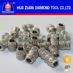 Diamond Tools of High Quality Sintered Diamond Wire Saw Beads pictures & photos