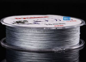 Custom Wholesale Strong PE Braided Sea Fishing Line pictures & photos