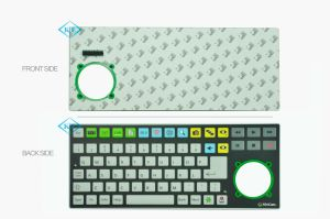 Membrane Switch with PCB Circuit Design Keyboard pictures & photos