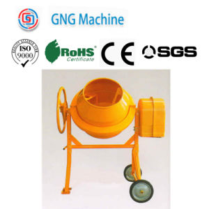High Quality Wheel Barrow Type Concrete Mixer pictures & photos