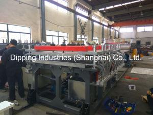 PVC Floor Tile Extrusion Machinery pictures & photos