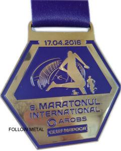 Sport Medal for International Marathon, Running Race