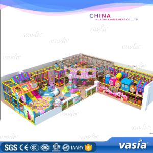Kids Indoor Playground with Soft Games for Amusement Park (VS1-140401-206A-20) pictures & photos