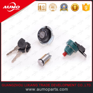Spare Parts Lock Set for Piaggio Scooter Zip 50 Fly125 pictures & photos