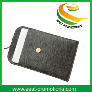 Wholesale Wool Felt iPad Bag pictures & photos