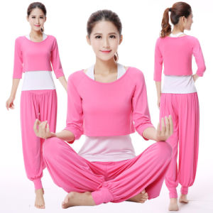 Yoga Suits Three Pieces Yoga Clothes pictures & photos