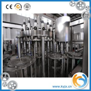 Gas Water Plastic Bottle Filling Machine Line pictures & photos