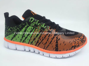 Cheap Men Athletic Sport Shoes Running Shoes Tennis Shoes (FF170605) pictures & photos