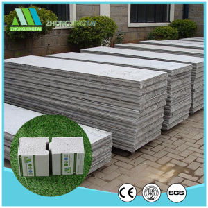 a Newt Type Building Material EPS Sandwich Panel, Building Panel EPS in Fujian pictures & photos