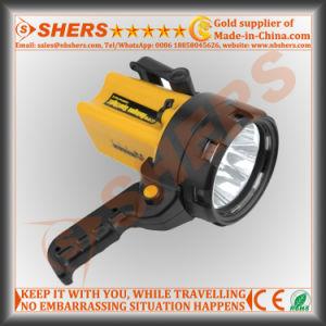 Rechargeable Cordless 5PCS 8mm LED Spotlight pictures & photos