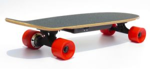 4 Wheels Electric Skateboard with Short Board pictures & photos