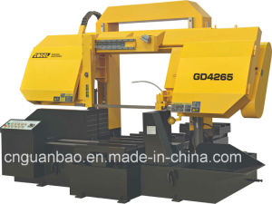 Gantry Double Colunm Band Saw Machine for Metal Cutting Gd4265 pictures & photos
