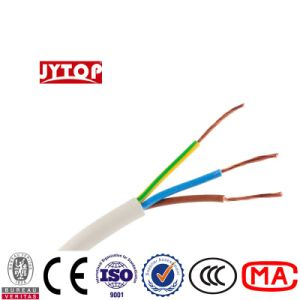 2X2.5mm Flat Twin with Earth Wire for Thhn Cable 12 AWG pictures & photos