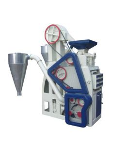 Rice Mill Rice Processing Equipment Rice Milling Machinery Model Mlnj15-13 pictures & photos