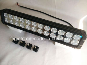 "11"" SUV/Truck/Offroad CREE Dual Row LED Light Bar 120W pictures & photos"