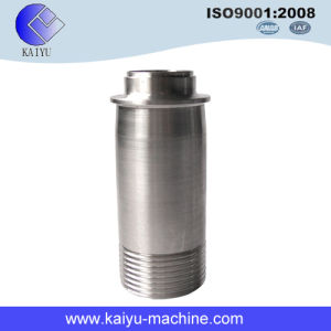 CNC Machining Connector Pipe Fitting pictures & photos