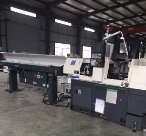 China Supplier Bx32 4-Aixs Full Function Precision CNC Lathe pictures & photos