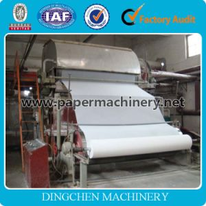 Company Customized Print Big Capacity 3250mm Toilet Paper Making Machine pictures & photos