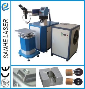 New Mold Laser Spot Welding Machine for Electronic and Electrical Products pictures & photos