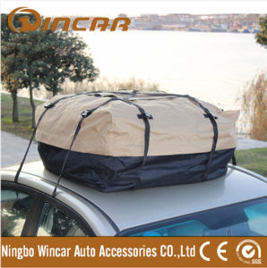 4WD off-Road Soft Waterproof Roof Top Luggage Bag pictures & photos