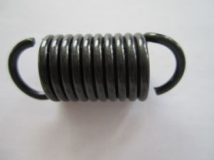 Tension Spring with Electrophoresis Finish pictures & photos
