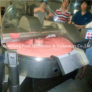Sausage Meat Bowl Cutter Machine Price pictures & photos