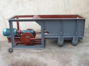 Mining Processing Machine Gold Ore Chute Feeder pictures & photos