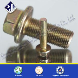 Special Hex Flange Bolt with Grade10.9 pictures & photos