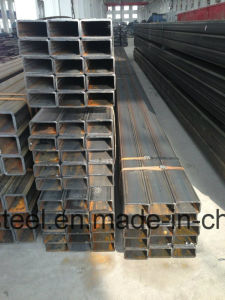 Gi Steel Pipe Ss400 Q235 Sqaure Steel Pipe Galvanized pictures & photos