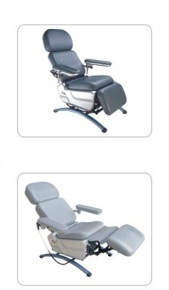 Manual Blood Donation Chair with High Quality pictures & photos