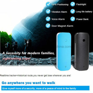 Power Bank GPS GSM Personal Tracker with Flshlight (V20) pictures & photos