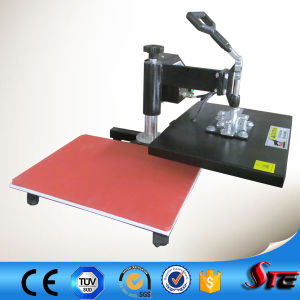 Simple Shaking Head Heat Press Machine pictures & photos