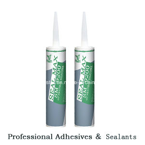Indoor Decoration Material Neutral Silicone Sealant