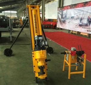 Portable Air Compressor for Sand Blasting Hg300m-10 Portable Diesel Air Compressor pictures & photos