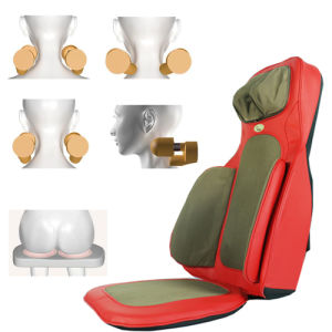 Rocago Beating Kneading Heating Massage Cushion Body Massager pictures & photos