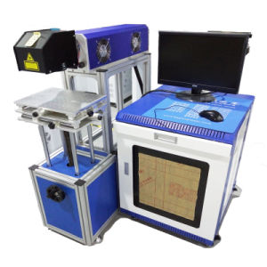 CO2 Laser Cutter for Paper Artwork Wood pictures & photos