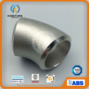ASME B16.9 Stainless Steel Seamless Pipe Fittings Ss Elbow (KT0386) pictures & photos