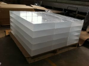100% Virgin Material 20mm Acrylic Sheet for Sale/Transparent Colored Acrylic Board for Signs