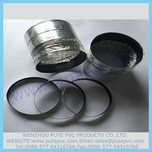 Customized Sizes Adhesive PVC Strip PVC Sticker Rigid Tape Rubber Strip
