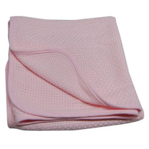 Bamboo Waffle Blanket for Baby pictures & photos